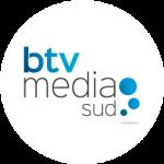 Logo BTV MEDIA SUD