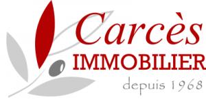 logo carces immobilier