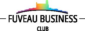 Créations graphiques : logo Fuveau Business Club réalisé par BTV MEDIA SUD