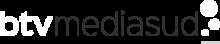 Logo btvmediasud blanc-gris